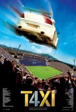 Taksi 4 (2007) afişi