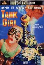 Tank Girl (1995) afişi