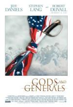 Tanrılar Ve Generaller (2003) afişi