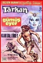 Tarkan: Gümüş Eyer (1970) afişi