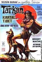 Tarkan: Mars'ın Kılıcı (1969) afişi