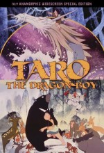Taro The Dragon Boy (1979) afişi