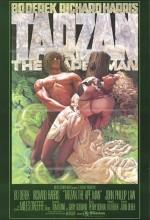 Tarzan (1981) afişi