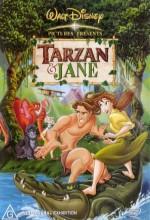 Tarzan Ve Jane (2002) afişi