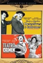 Teatro Del Crimen (1957) afişi