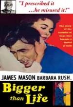 Tehlikeli Arzular (1956) afişi