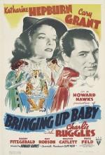 Tehlikeli Bebek (1938) afişi