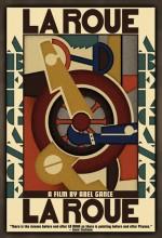 Tekerlek (ı) (1923) afişi