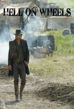 Hell On Wheels (2011) afişi