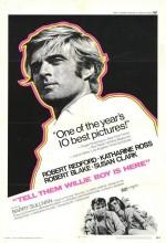 Tell Them Willie Boy Is Here (1969) afişi