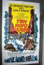 Ten Who Dared (1960) afişi