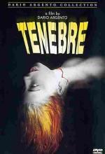 Tenebre (1982) afişi