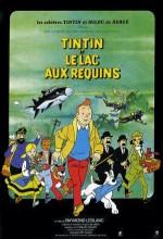 Tenten Ve Köpekbalıklı Göl (1972) afişi