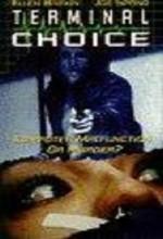 Terminal Choice (1985) afişi