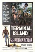 Terminal Island (1973) afişi