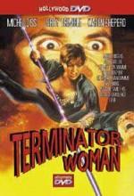 Terminatör Kadın (1993) afişi