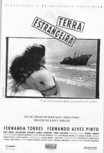 Terra Estrangeira (1996) afişi