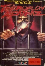 Terror On Alcatraz (1986) afişi