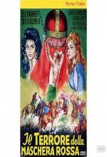 Il terrore della maschera rossa (1960) afişi