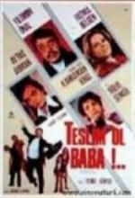 Teslim Ol Baba (1973) afişi