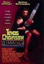 Teksas Testere Katliamı: İleriki Nesil (1994) afişi