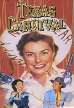 Texas Karnavalı (1951) afişi