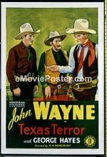 Texas Terror (1935) afişi