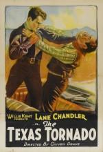 Texas Tornado (1932) afişi