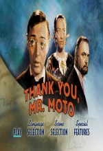 Thank You, Mr. Moto (1937) afişi