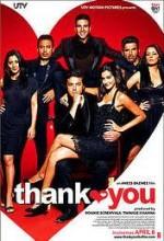 Thank You (ı) (2011) afişi