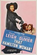 That Hamilton Woman (1941) afişi
