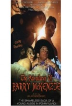 The Adventures Of Barry Mckenzie (1972) afişi
