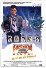 The Adventures Of Buckaroo Banzai Across The 8th Dimension (1984) afişi
