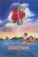 The Adventures of Mark Twain (1985) afişi