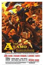 The Alamo (1960) afişi
