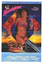 The Allnighter (1987) afişi