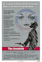 The Amateur (1981) afişi