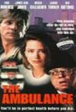 The Ambulance (1990) afişi