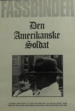 Der amerikanische Soldat (1970) afişi