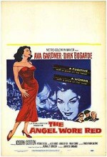 The Angel Wore Red (1960) afişi