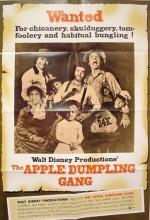 The Apple Dumpling Gang (1975) afişi