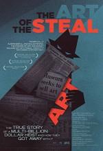The Art Of The Steal (2009) afişi