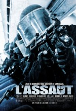 The Assault (2010) afişi
