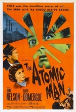 The Atomic Man (1955) afişi