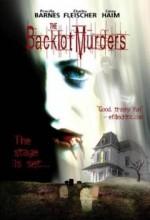 The Back Lot Murders (2002) afişi
