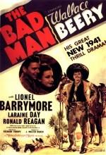 The Bad Man (1941) afişi