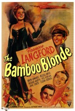 The Bamboo Blonde (1946) afişi