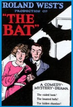 The Bat (1926) afişi