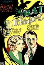 The Bat Whispers (1930) afişi