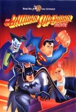 The Batman Superman Movie: World's Finest(tv) (1998) afişi